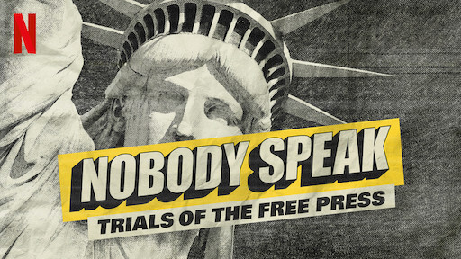 Nobody Speak: Trials of the Free Press