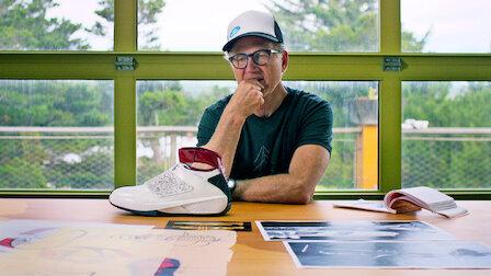 Watch Tinker Hatfield: Footwear Design. Episode 2 of Season 1.
