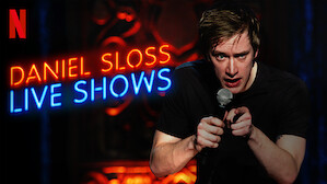 Daniel Sloss: Live Shows
